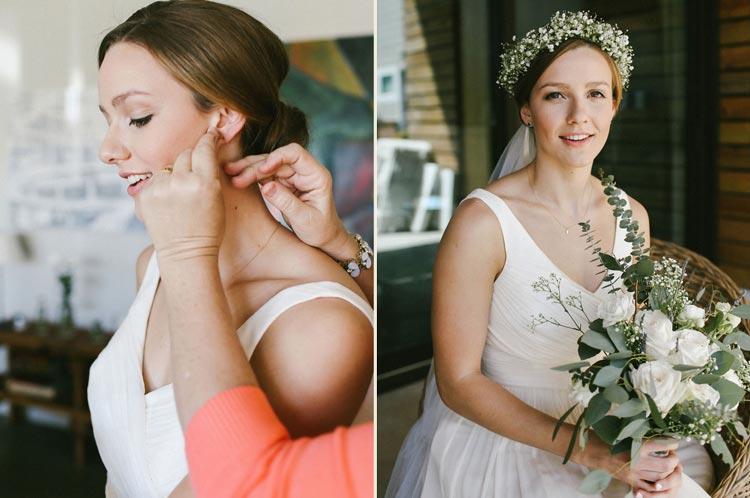 vestido de casamento de acordo com o horário da cerimônia