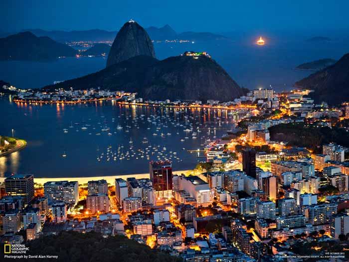 Como curtir a lua de mel no Rio de Janeiro