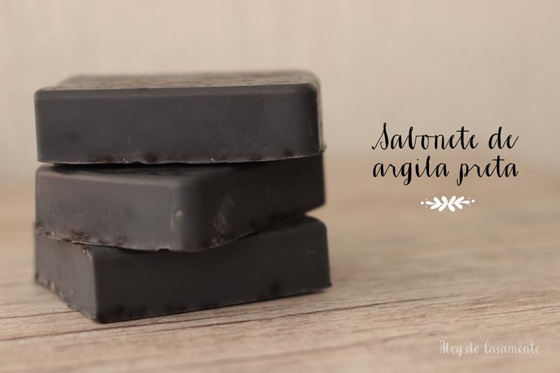 Faça você mesmo: Sabonete de argila preta