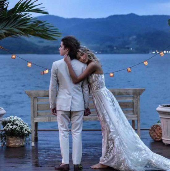 O mini wedding de Sasha e João